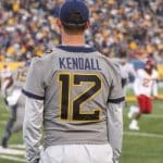Despite Strong Finish at WVU, Austin Kendall Remains in Portal
