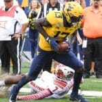 WVU Needs a Big Game from Sam James on Saturday