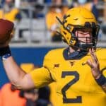 WVU Opens as Surprisingly Small Favorite Against Tennessee
