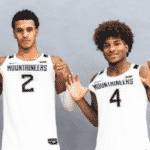 Mountaineer Players React to Oscar Tshiebwe's Decision