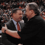Another Big 12 Coach Says Bob Huggins Belongs in the Hall of Fame