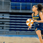Kysre Gondrezick Stats and Highlights from Indiana Fever Debut