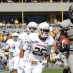 WVU Releases Depth Chart for Week 1