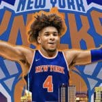 WATCH: First Video of Miles McBride as a Knick