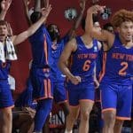 Miles McBride Has Another Big Game for the Knicks