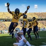 Former Mountaineer Transfer to Houston