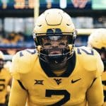 Betting Line for WVU Oklahoma Game Released