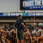 Neal Brown Isn't on the Hot Seat...Yet