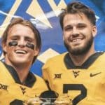 West Virginia Must Be a Two Quarterback Team