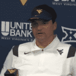 Perfectly Reasonable Questions WV Journalists Are Too Afraid to Ask Neal Brown