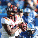 Virginia Tech's James Mitchell is OUT for the Season