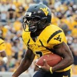 Former WVU Player Wants Son In His Former Jersey