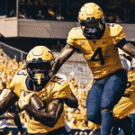 One Mountaineer Has Shined During This Difficult Season